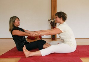 Samadhi Thai Massage relieves muscular stress